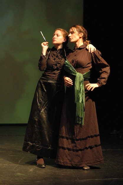 Costumes for Vanessa and Virginia